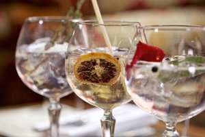 Gin Tasting at Ordsall Hall